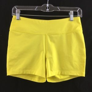 Fila yellow sports shorts Size Small (EUC)